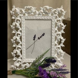 Cast Iron Picture Frame 🖼